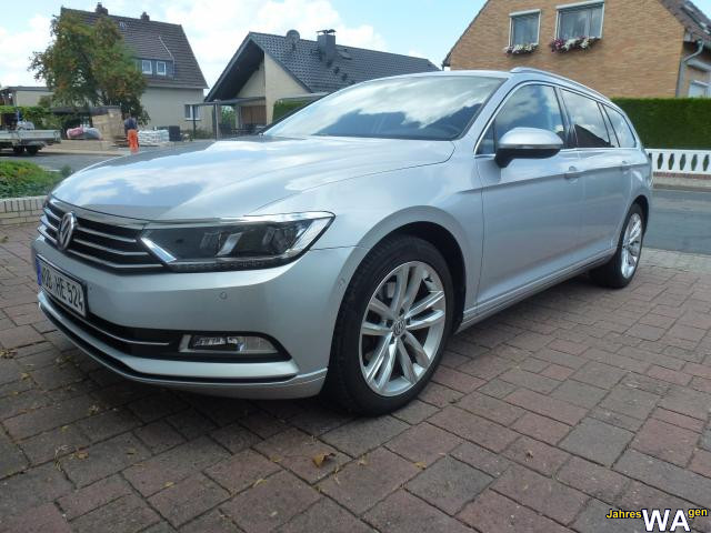 euro f r einen passat variant jahreswagen mit 26000 km. Black Bedroom Furniture Sets. Home Design Ideas