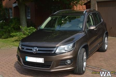 euro f r einen volkswagen tiguan jahreswagen mit 25500 km. Black Bedroom Furniture Sets. Home Design Ideas