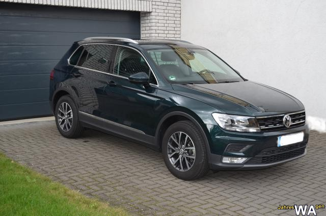 euro f r einen volkswagen tiguan jahreswagen mit 10200 km. Black Bedroom Furniture Sets. Home Design Ideas