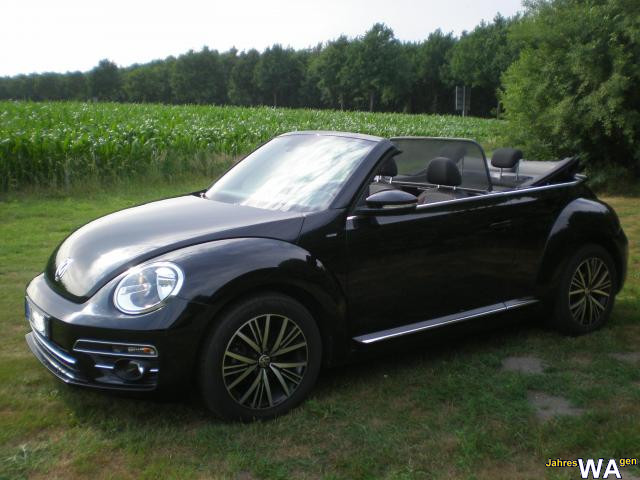 euro f r einen volkswagen beetle cabriolet. Black Bedroom Furniture Sets. Home Design Ideas